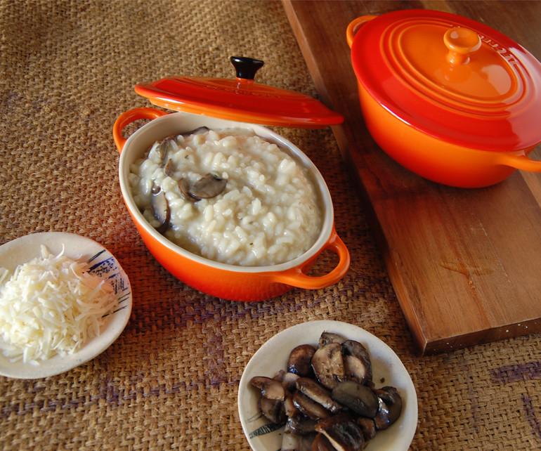 risotto plat