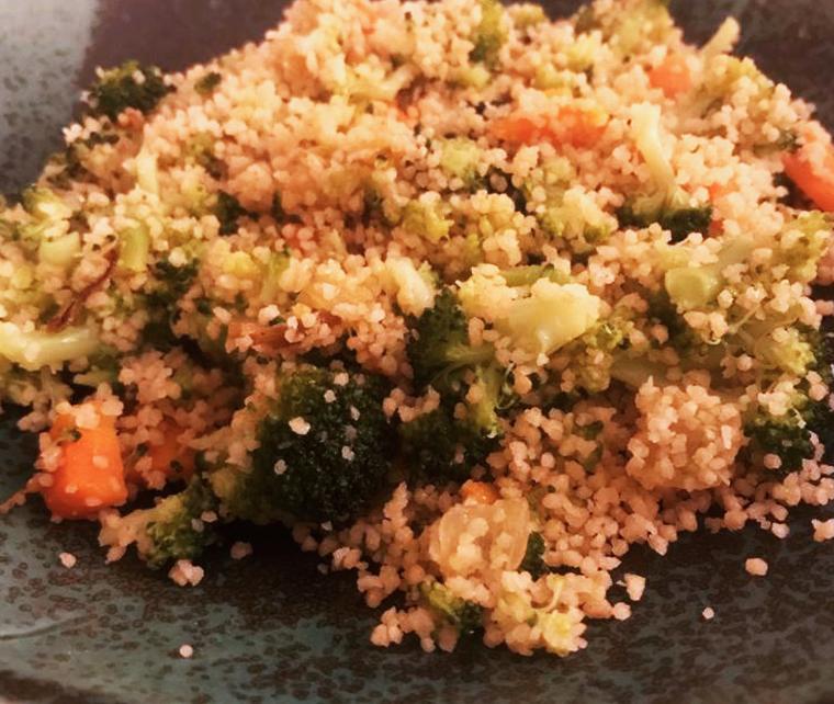 cuscus verdures